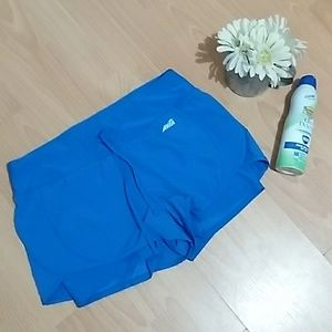 👟AVIA blue workout shorts (S) Inv 6/24👟